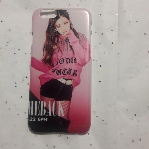 blackpink phone case iphone 6